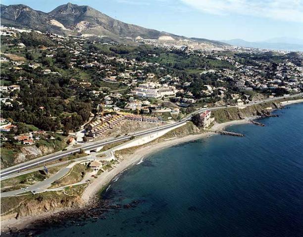 Playa La Perla (Benalmádena)