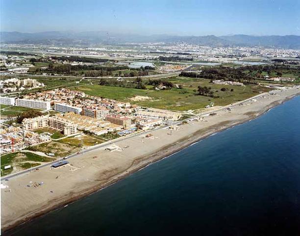 Playa Los Álamos / El Cañuelo (Torremolinos)