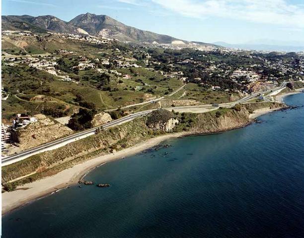 Playa Tajo de la Soga (Benalmádena)