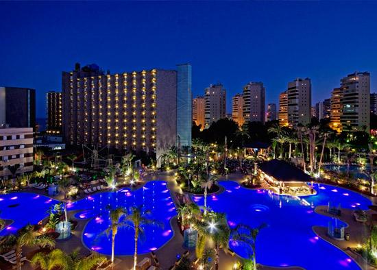 Sol pr ncipe hoteles en torremolinos y benalm dena for Hotel kristal torremolinos piscina